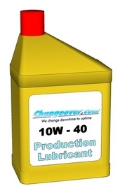 10W-40 Production Lubricant